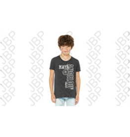 Maya Angelou Youth Short Sleeve Graphic T