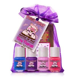 Piggy Paint Gift Sets Tiny Tiaras 4 Pack
