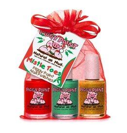Piggy Paint Piggy Paint Gift Sets Mistle Toes 3 Pack