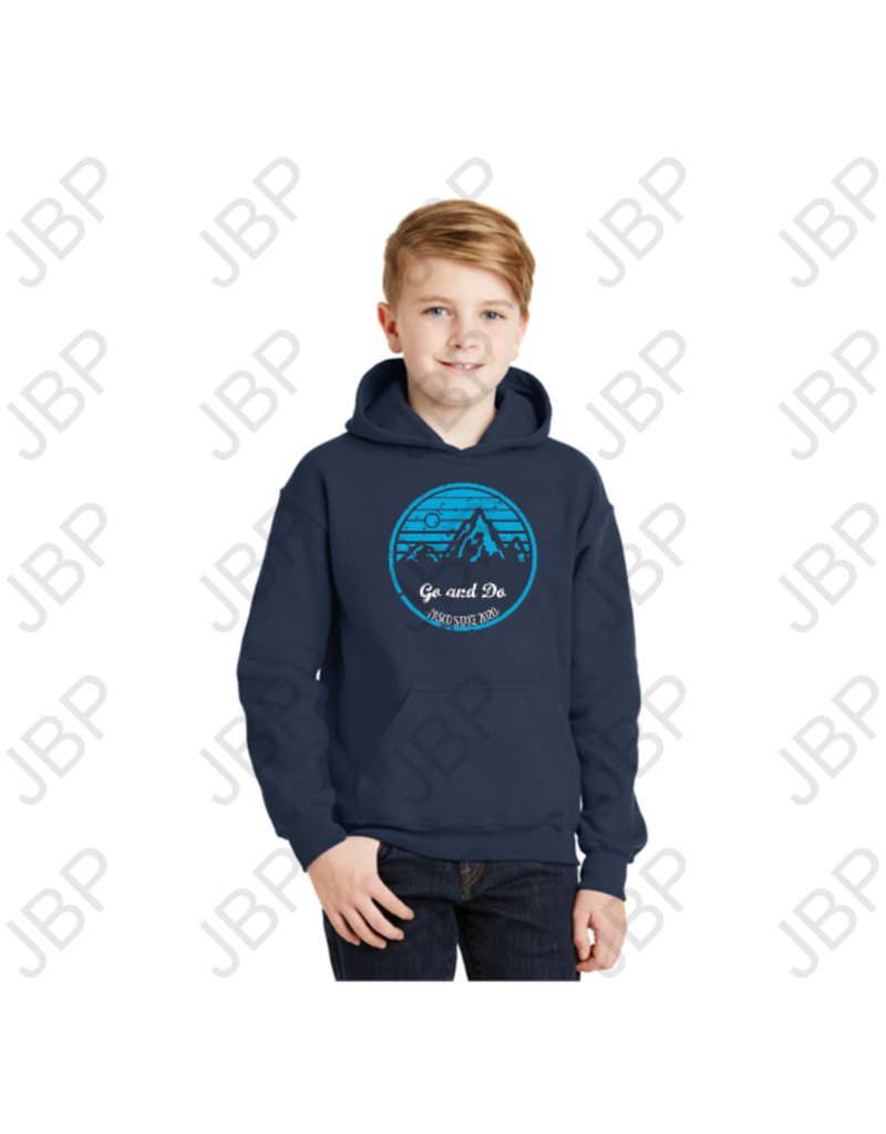 Youth Group Graphic Hoodie- YOUTH SIZES