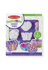 Melissa & Doug Created by Me! Favorite Things Craft Kit