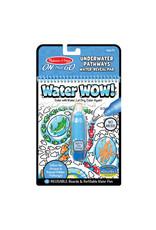 Melissa & Doug Water Wow! Hidden Paths - Underwater
