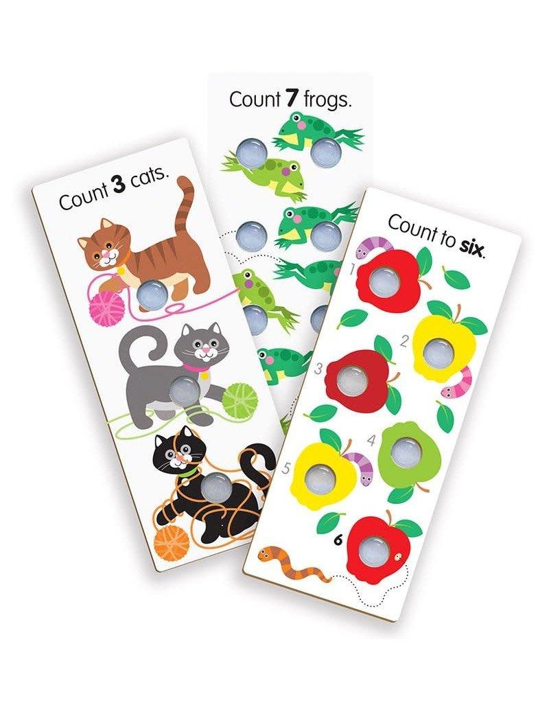 Melissa & Doug Poke A Dot Learning Cards - 123s