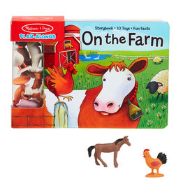 Melissa & Doug Play Along The Farm