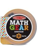 Melissa & Doug Math Gears: Addition