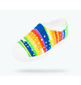 Native Jefferson Child - Rainbow Stripe