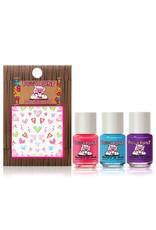 Piggy Paint Piggy Paint Gift Sets Unicorn Fairy 3 Pack