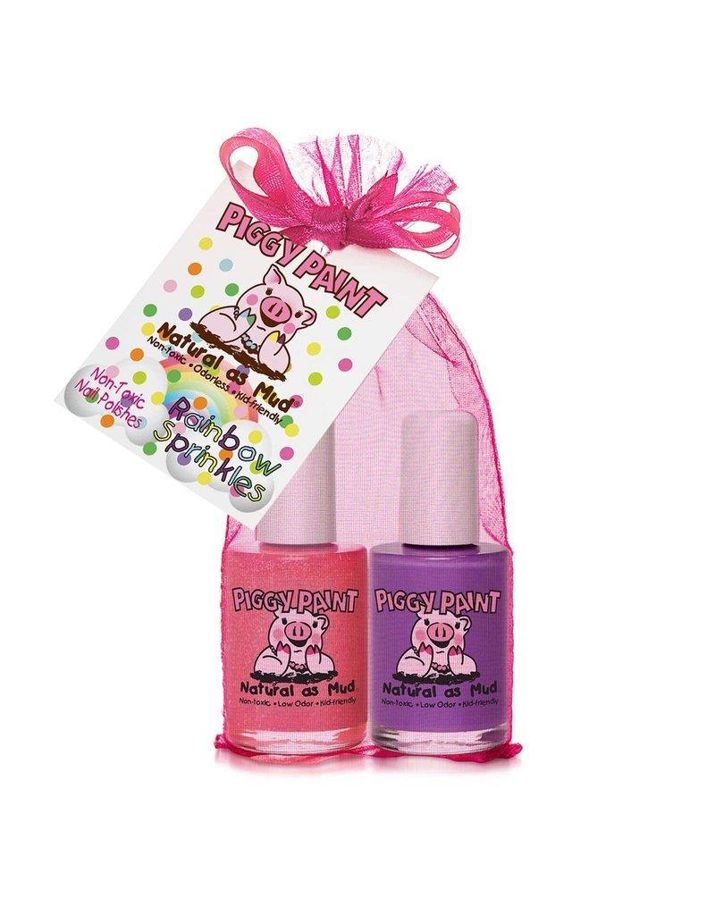 Piggy Paint Rainbow Sprinkles