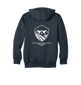 Swanky Babies WCC 100614 Carhartt ® Rain Defender ® Paxton Heavyweight Hooded Zip-Front Sweatshirt