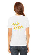 Swanky Babies Bridal Party Graphic Tee