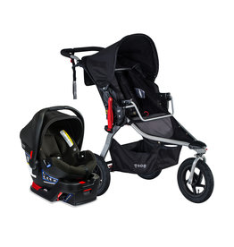 Bob Travel System BOB GEAR RAMBLER B-SAFE GEN2 US, BLACK