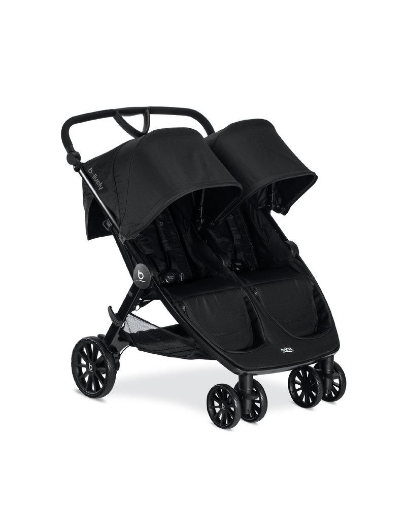 Britax Britax B-Lively  Double Stroller