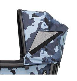 veer Custom Retractable Canopy (Blue  Camo)