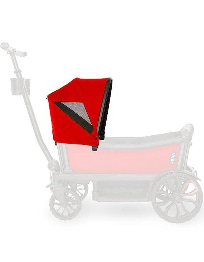 veer Custom Retractable Canopy (Pele Red)