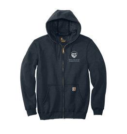 Swanky Babies NEW LOGO WCC  CTK122 Carhartt ® Midweight Hooded Zip-Front Sweatshirt