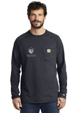 Swanky Babies NEW LOGO WCC CT100393 Carhartt Force  Pocket L/S
