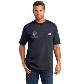 Swanky Babies NEW LOGO WCC CTK87 Carhartt ® Workwear Pocket Short Sleeve T-Shirt - Navy