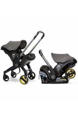 Doona Doona™+ Infant Car Seat/Stroller with LATCH Base - Grey Hound