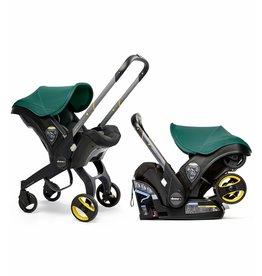 Doona Doona™+ Infant Car Seat/Stroller with LATCH Base-  Racing Green