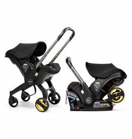 Doona Doona™+ Infant Car Seat/Stroller with LATCH Base - Nitro Black