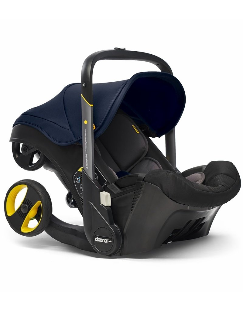 Doona Doona™+ Infant Car Seat/Stroller with LATCH Base - Royal Blue