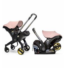 Doona Doona™+ Infant Car Seat/Stroller with LATCH Base - Blush Pink