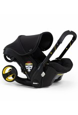 Doona Doona™+ Infant Car Seat/Stroller with LATCH Base - Midnight