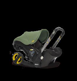 Doona Doona™+ Infant Car Seat/Stroller with LATCH Base -  Desert Green