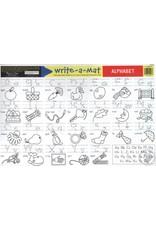 Melissa & Doug Write-A-Mat Alphabet