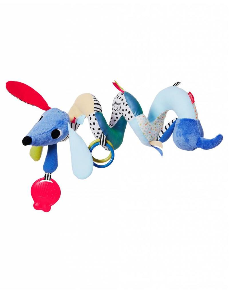 Skip Hop Vibrant Village Collection Musical Spiral Toy