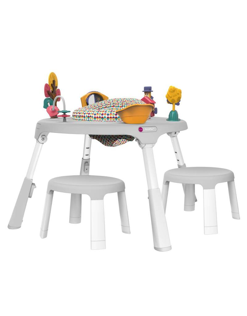 Wonderland Portaplay with stools