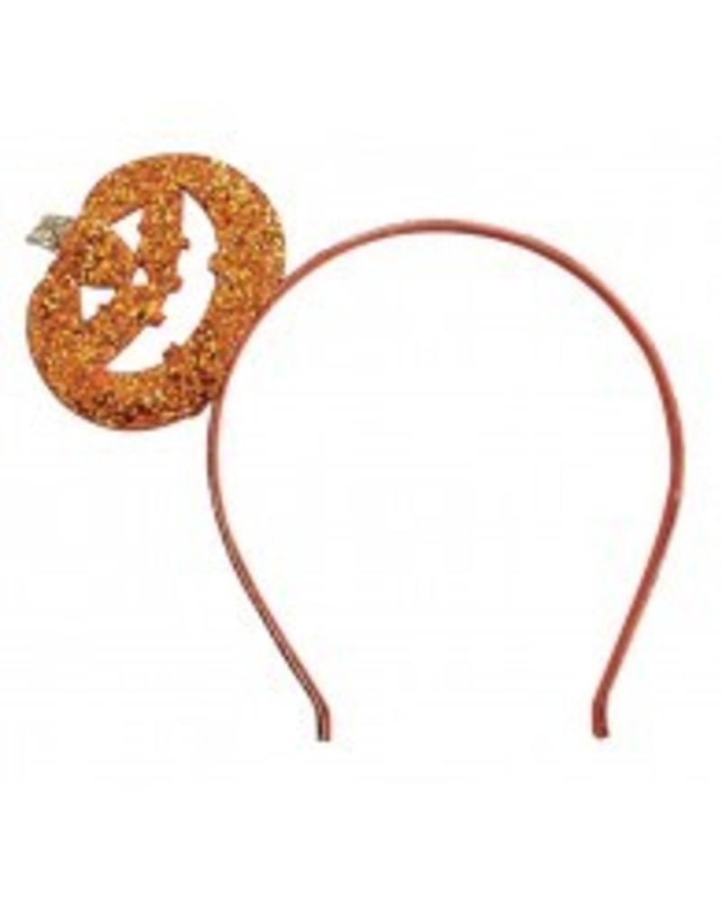 Mud Pie Halloween Glitter Headbands