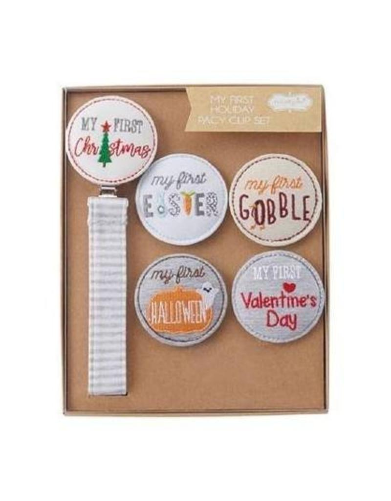 MY 1ST HOLIDAY PACY CLIP SET