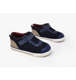 Kurkside Florence Boys Single Strap Navy