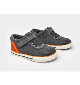 Kurkside Florence Boys Single Strap Grey