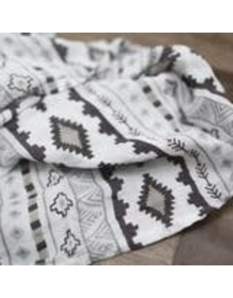 Swaddle Blanket Arrow Flight