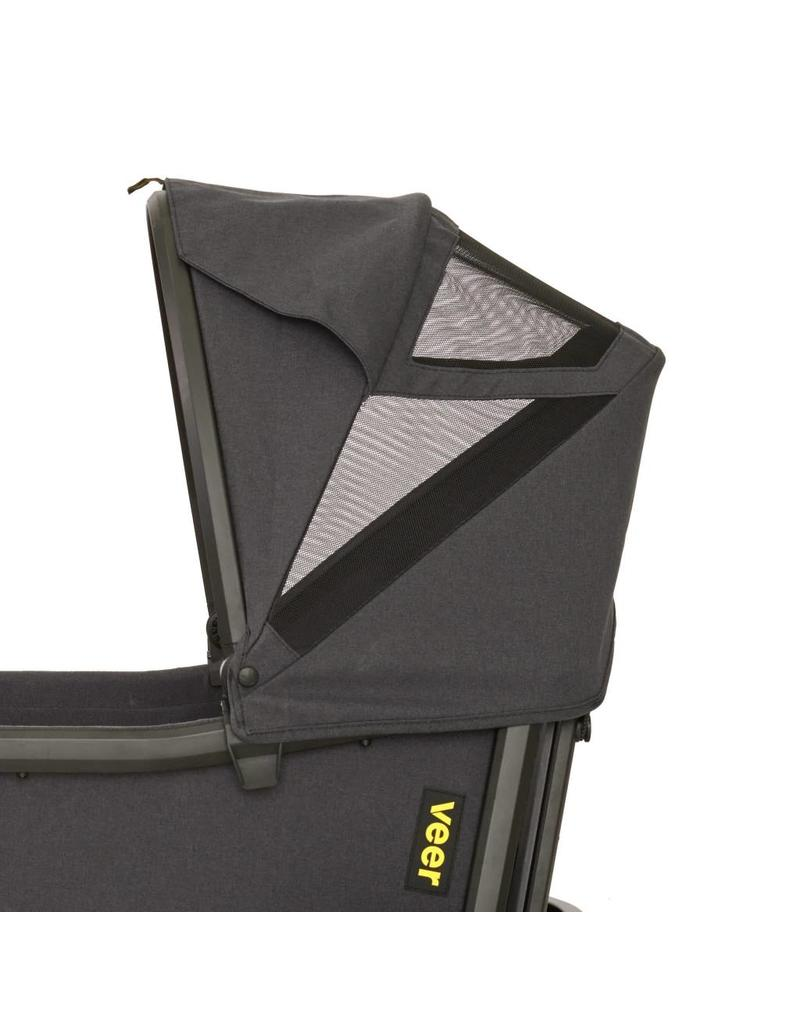 veer Veer Retractable Canopy- Gray