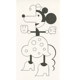 Ivan Brunetti Mouse #2, 2104, Illustration by Ivan Brunetti