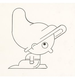 Ivan Brunetti Little Person, Illustration by Ivan Brunetti