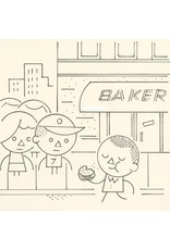 Ivan Brunetti Cronut, Illustration by Ivan Brunetti for the New Yorker, Goings On About Town, September 12, 2013
