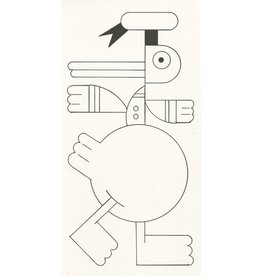 Ivan Brunetti Duck, Illustration by Ivan Brunetti