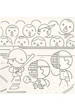 Ivan Brunetti Sports, Illustration by Ivan Brunetti for the New Yorker, Goings On About Town, September 12, 2013