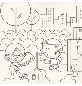Ivan Brunetti Rock, Illustration by Ivan Brunetti for the New Yorker, Goings On About Town, September 12, 2013