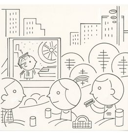 Ivan Brunetti Movie, Illustration by Ivan Brunetti for the New Yorker, Goings On About Town, September 12, 2013