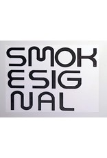 Ivan Brunetti Smoke Signal Title Lettering, 2014, Illustration by Ivan Brunetti