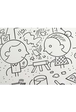 Ivan Brunetti Studio, Illustration by Ivan Brunetti for the New Yorker, Goings On About Town, September 12, 2013
