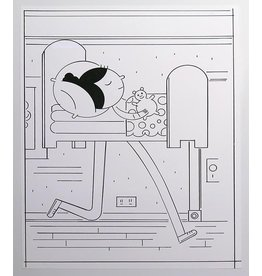 Ivan Brunetti Sleepwalk (from Wordplay) 2016 by Ivan Brunetti