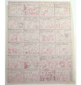 Ivan Brunetti Things Were Better When They Were Worse (pencil) by Ivan Brunetti