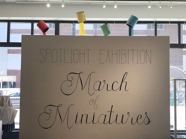 Spotlight Exhibition: March of Miniatures 2019
