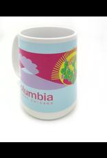 """""""Contra Todo Siendo Resistente"""" Mug - Buy Columbia, By Columbia"""